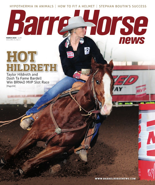 March 2020 Barrel Horse News Magazine