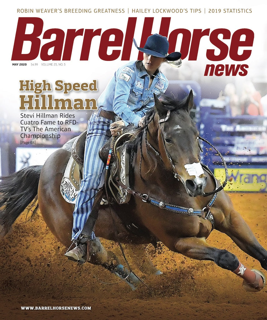 May 2020 Barrel Horse News Magazine