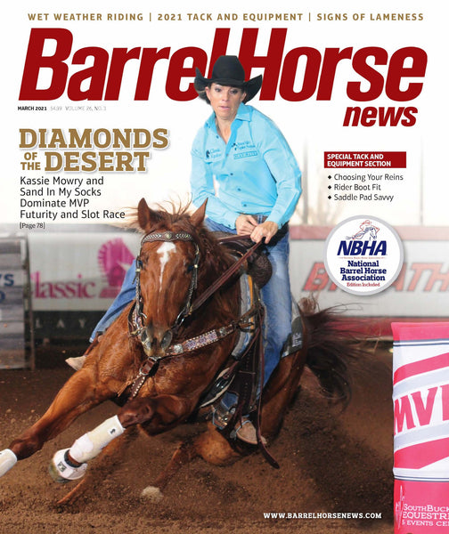 March 2021 Barrel Horse News Magazine