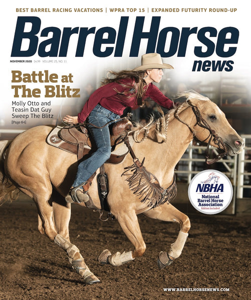 November 2020 Barrel Horse News Magazine