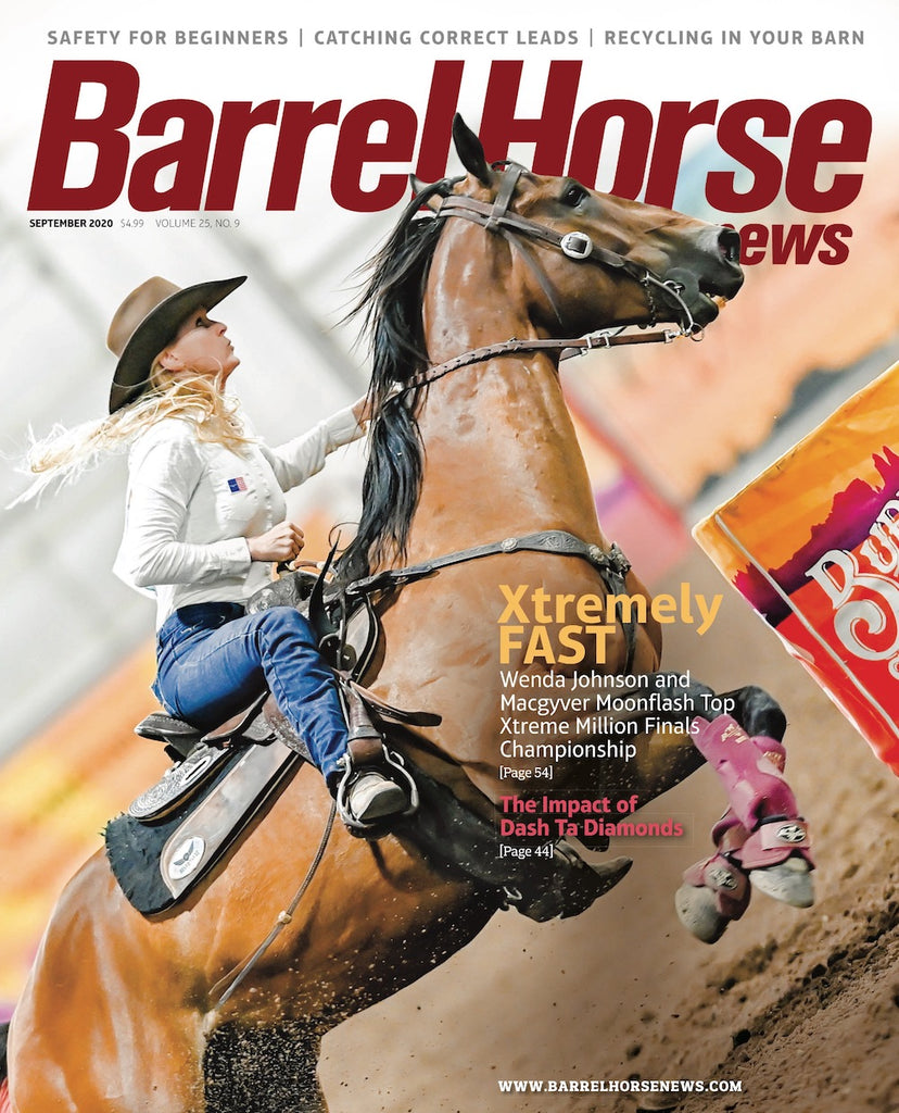 September 2020 Barrel Horse News Magazine