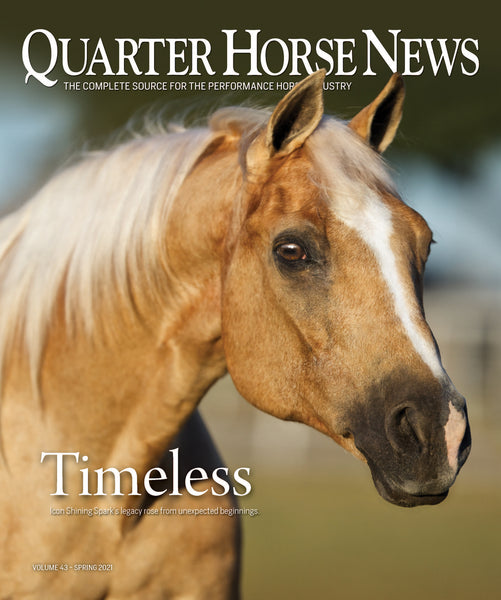 2021 Quarter Horse News Spring Edition