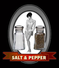 Salt & Pepper - 5 Pack