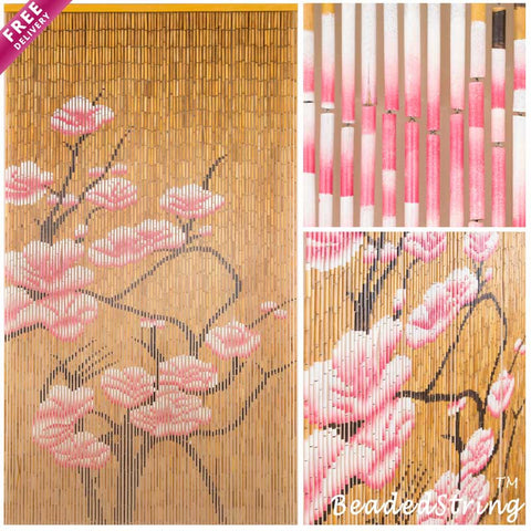 beaded curtain-Bamboo-Blossom-1