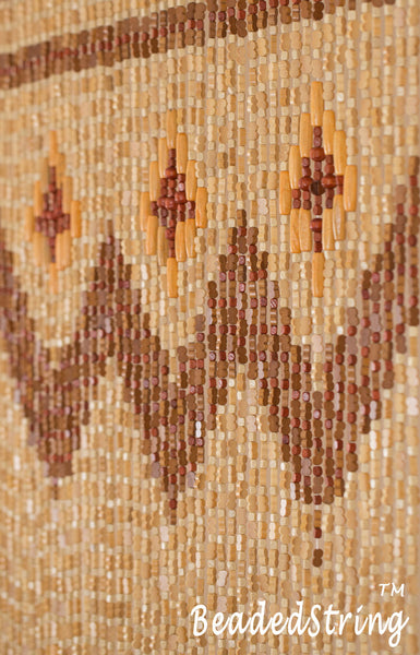 beaded curtain-wood-Bamboo-Garden-2