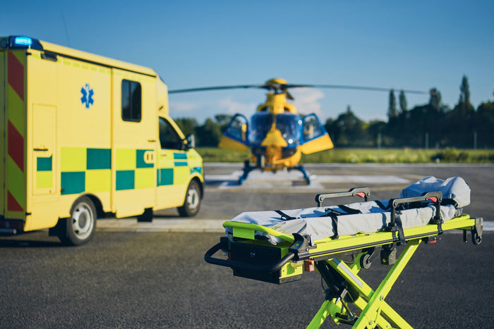 Top 5 Essential Accessories for Ambulance Stretchers