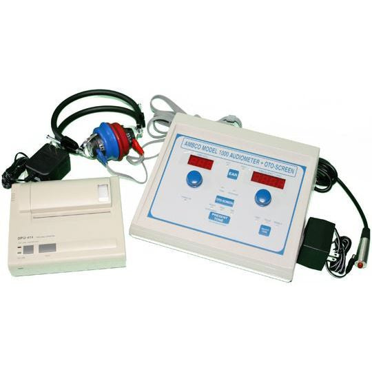 Ambco 1000+ Audiometer