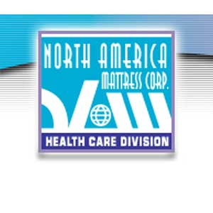 North America Mattress Health Care Division logo