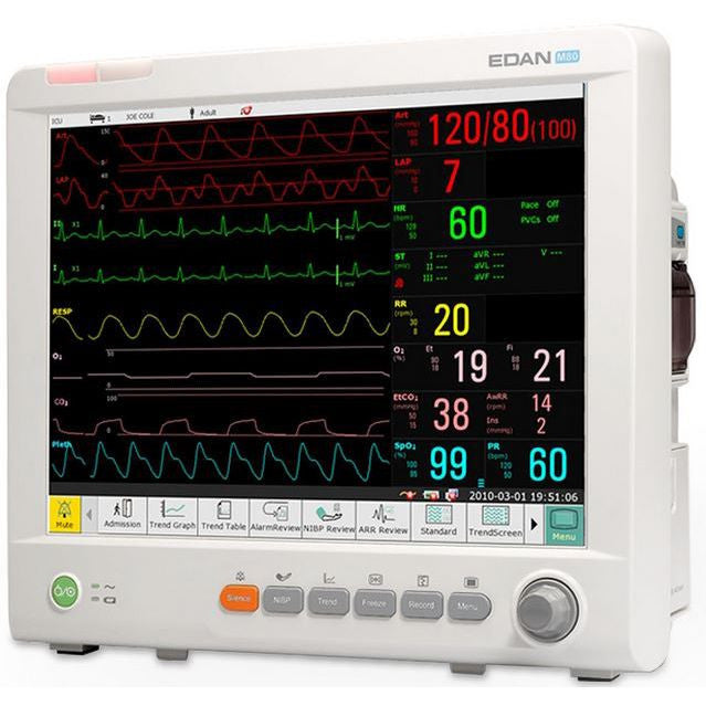 Edan M80 Patient Monitor