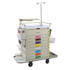 Pediatric Resuscitation Carts