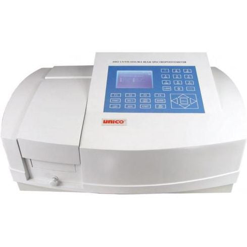 Unico SpectroQuest SQ4802 Double Beam UV-Visible Spectrophotometer