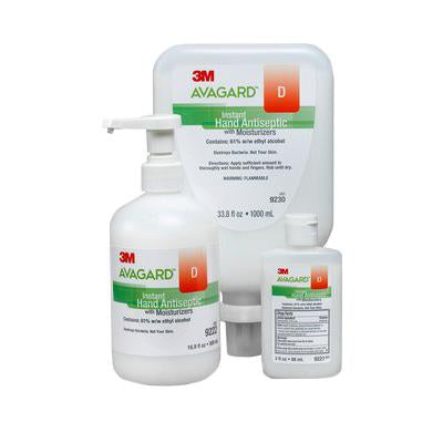 3M Avagard D Instant Hand Antiseptic
