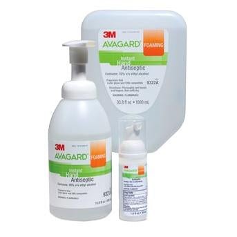 3M Avagard Foaming Instant Hand Antiseptic