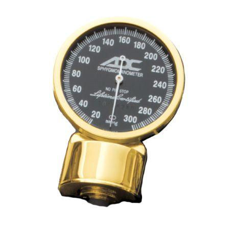 ADC 800GP Gold Plated Aneroid Gauge for Diagnostix 700/778 Pocket Sphygmomanometers
