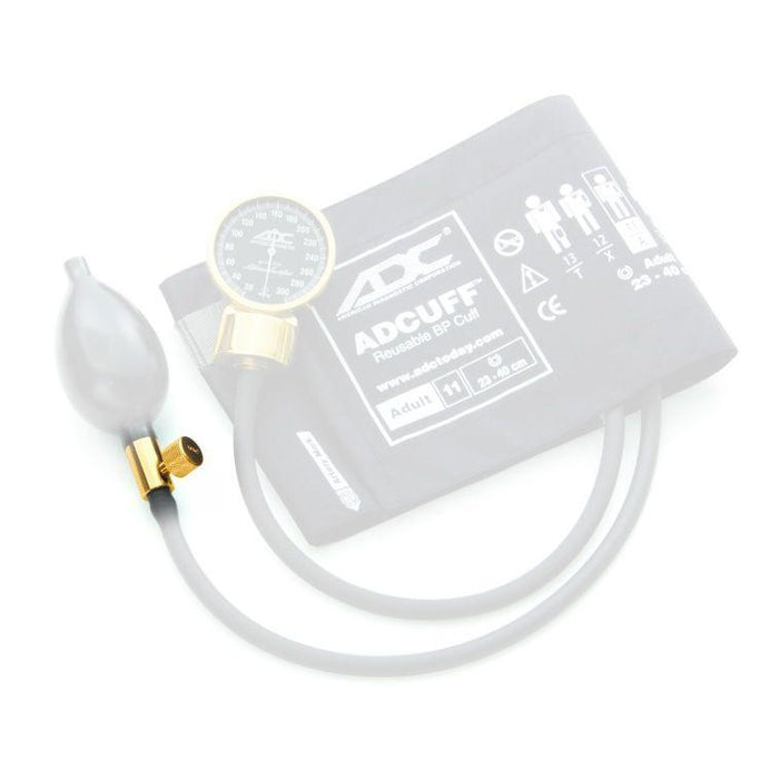 ADC 871 Adflow Deluxe Deflation Valve - Gold Plated