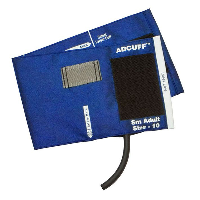 ADC Adcuff Cuff and Bladder with One Tube - Small Adult - Royal Blue