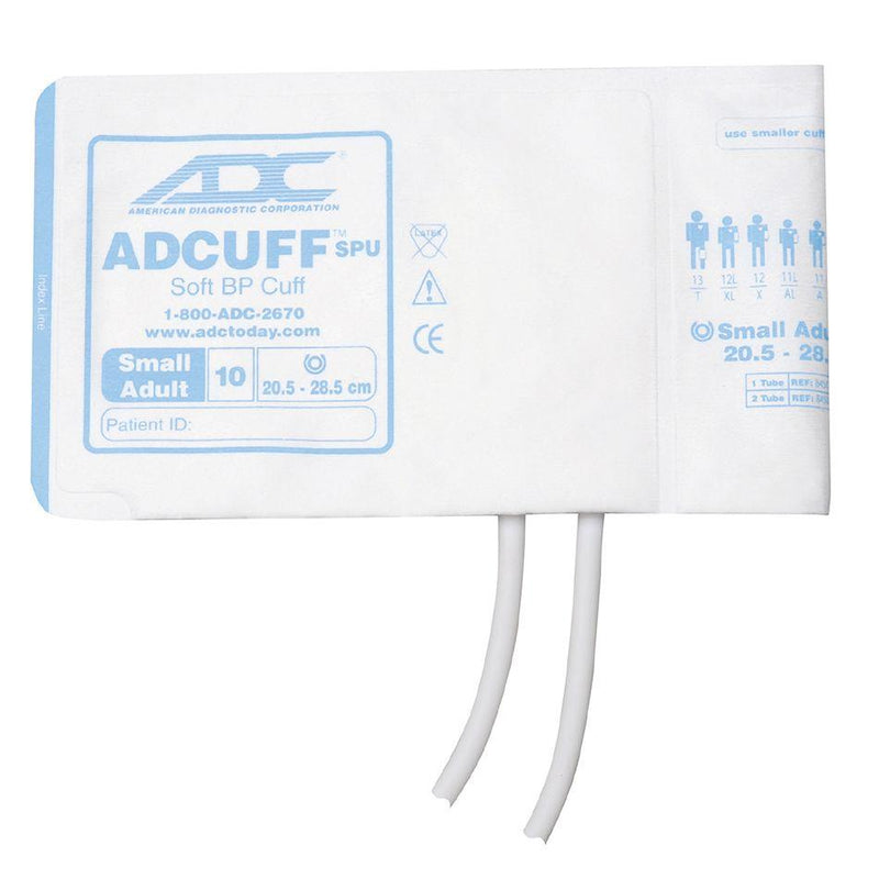 ADC Adcuff SPU Cuff and Bladder with Two Tubes - Small Adult - Royal Blue