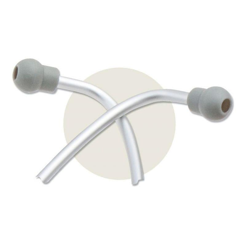 ADC Adscope 604 Pediatric Clinician Stethoscope Eartips Crossed