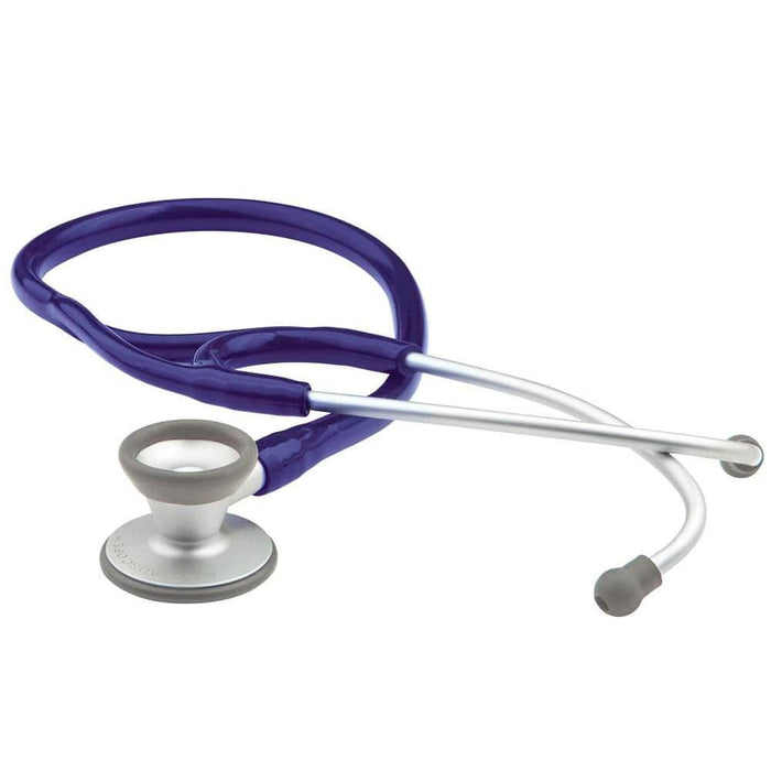 ADC Adscope 606 Ultra-lite Cardiology Stethoscope - Royal Blue
