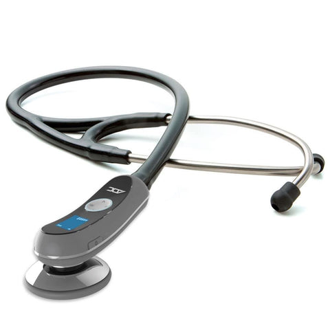 ADC Adscope 658 Electronic Stethoscope - Black