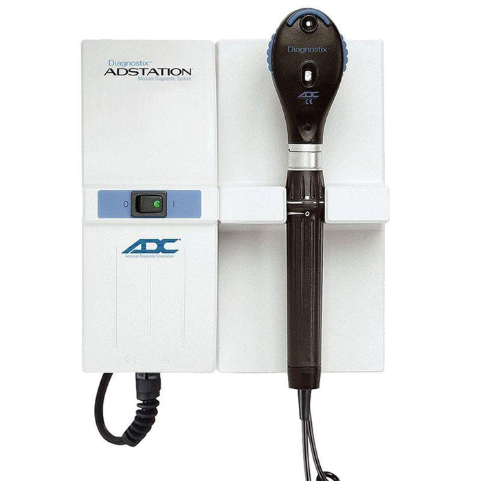 ADC Adstation 56122 3.5V Wall Coax Plus Ophthalmoscope