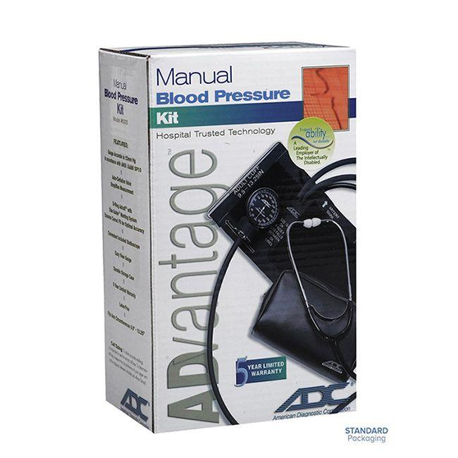 ADC Advantage 6005 Manual Blood Pressure Kit - Packaging