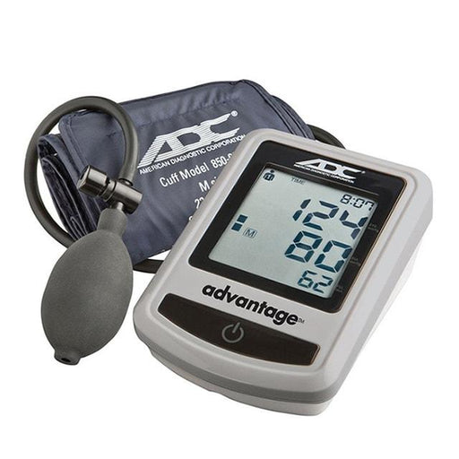 ADC Advantage 6012N Semi-Automatic Digital Blood Pressure Monitor