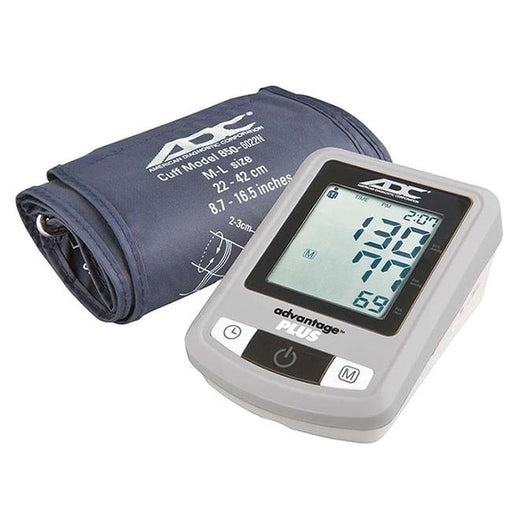 ADC Advantage Plus 6022N Automatic Digital Blood Pressure Monitor