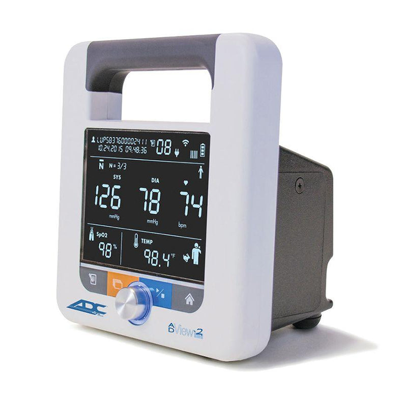 ADC ADView 2 Modular Diagnostic Station - Blood Pressure Base Unit