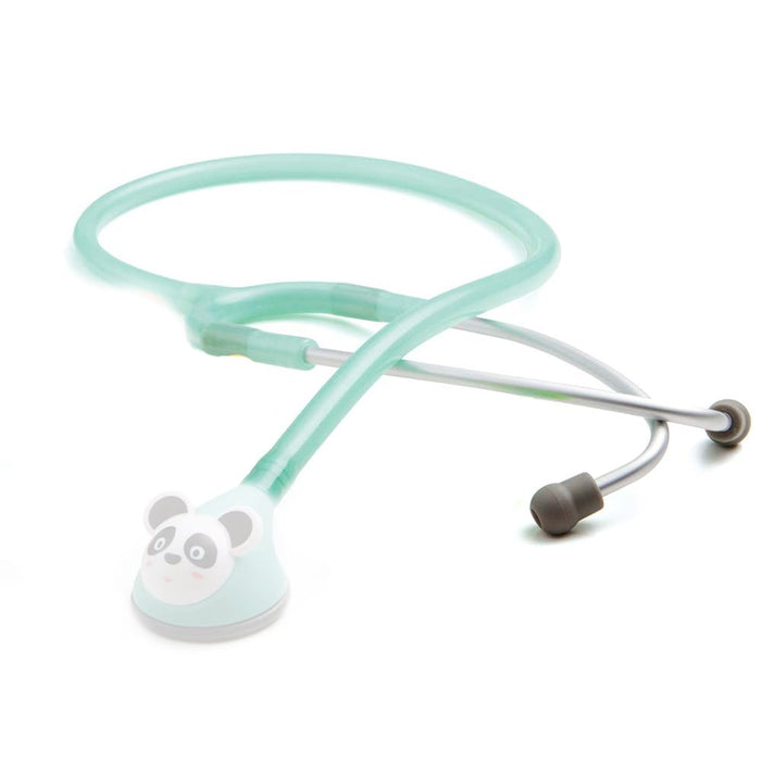 ADC Binaural Tubing for Adscope Adimals 618 Platinum Pediatric Stethoscope - Seafoam