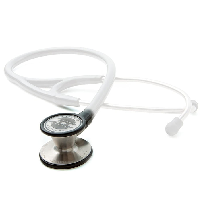 ADC Chestpiece for Adscope 601 Convertible Cardiology Stethoscope - Black