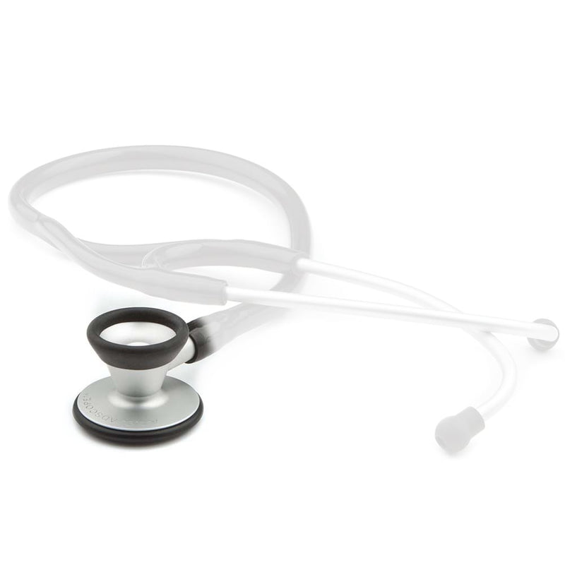 ADC Chestpiece for Adscope 606 Ultra-lite Cardiology Stethoscope - Black