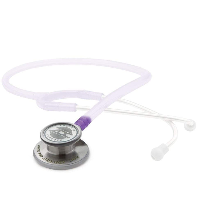 ADC Chestpiece for Adscope 608 Convertible Clinician Stethoscope - Gray