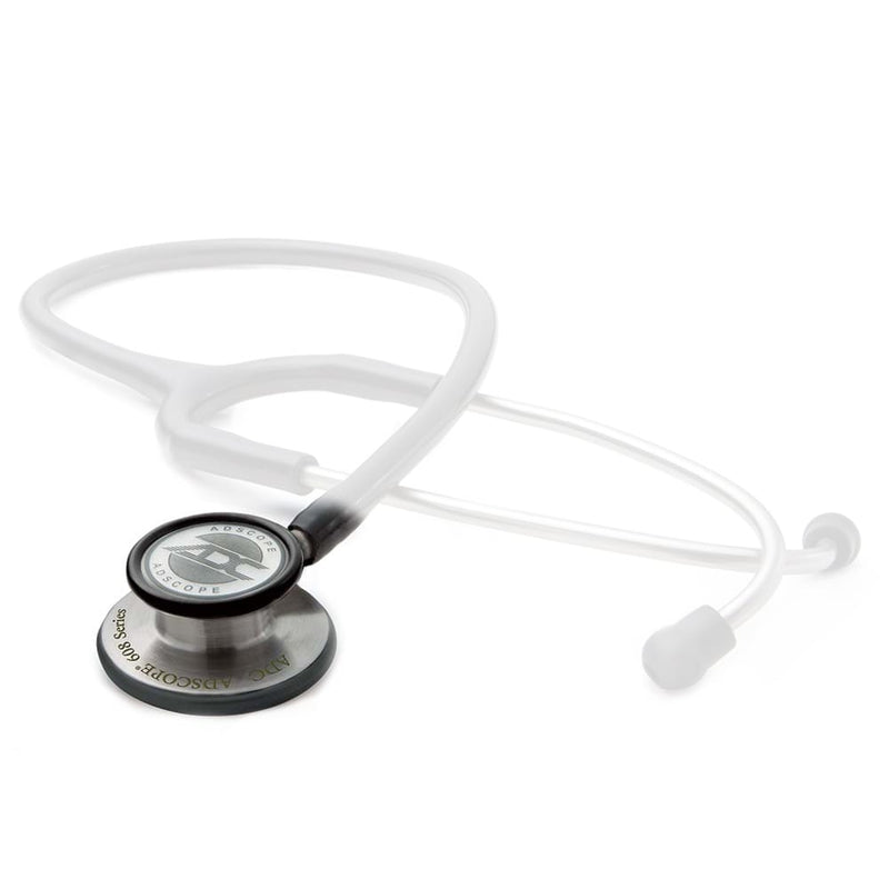 ADC Chestpiece for Adscope 608 Convertible Clinician Stethoscope - Black