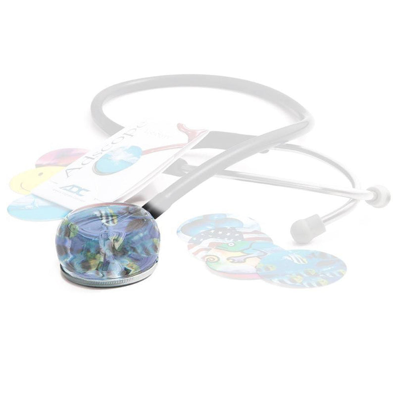 ADC Chestpiece for Adscope 655 Vistascope Acrylic Clinician Stethoscope