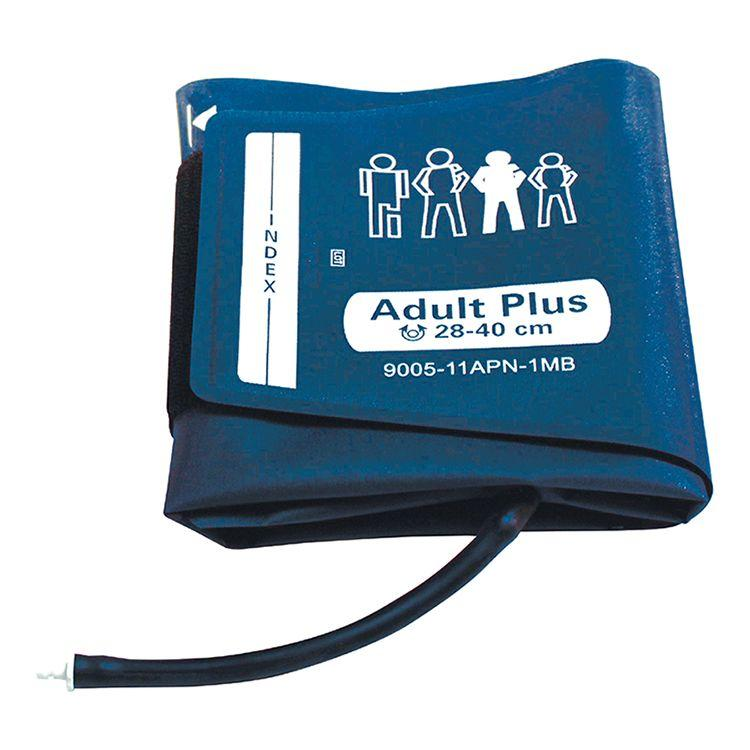 ADC Cuff for ADView 2 Modular Diagnostic Station - Adult Plus - Navy