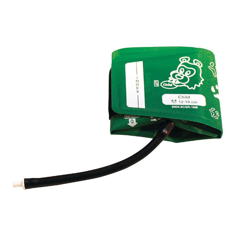 ADC Cuff for ADView 2 Modular Diagnostic Station - Child - Green