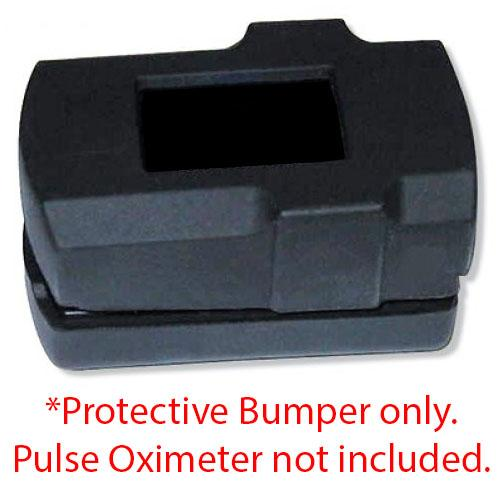 ADC Diagnostix 2100 Fingertip Pulse Oximeter Bumper - Black