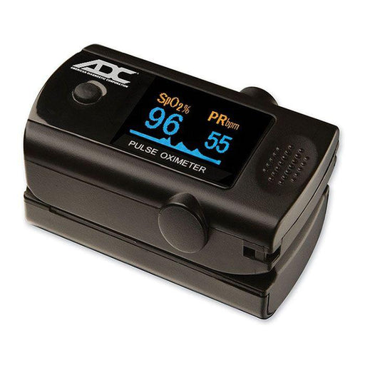 ADC Diagnostix 2100 Fingertip Pulse Oximeter