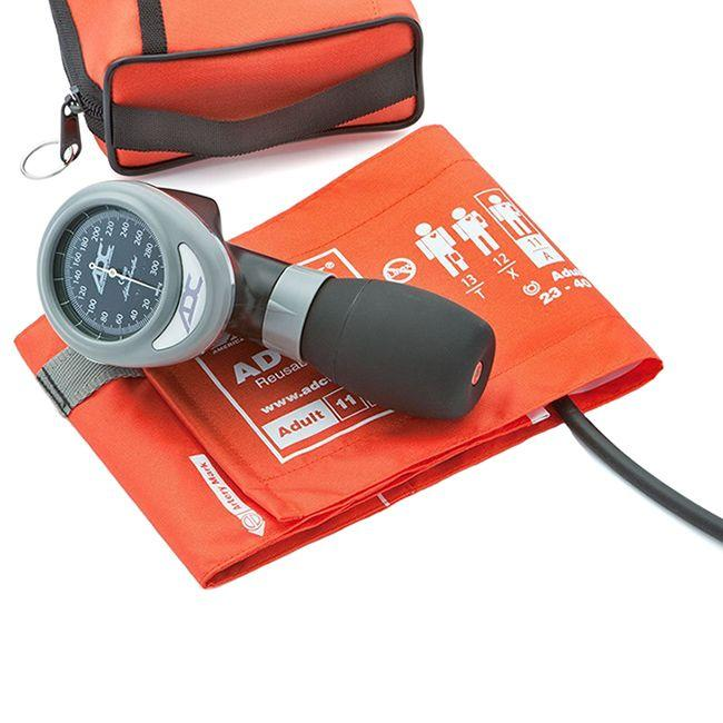 ADC Diagnostix 788 Palm Aneroid Sphygmomanometer - Orange
