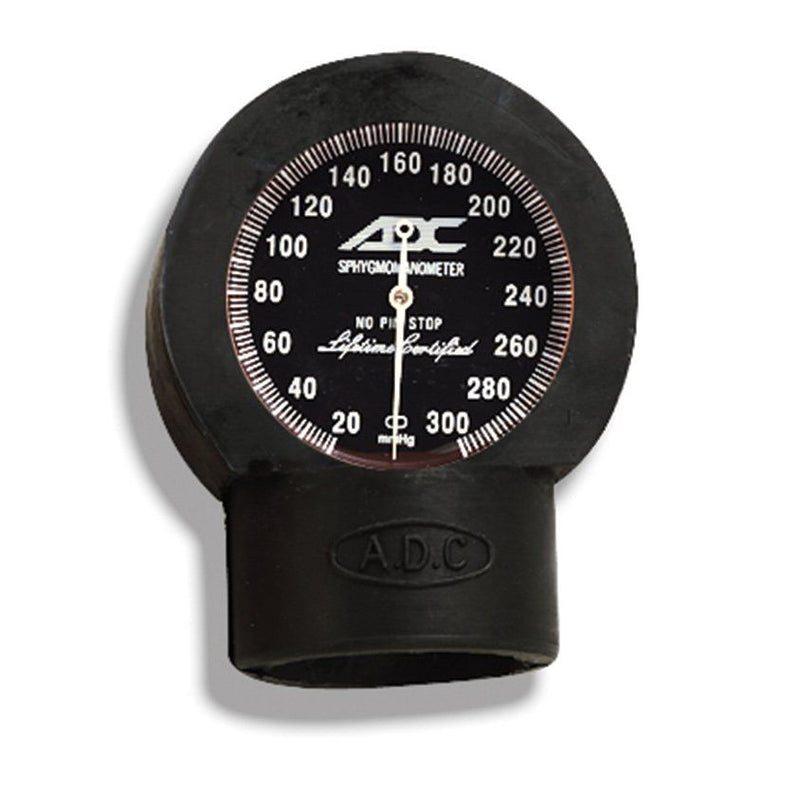ADC Gauge Guard Manometer Cover - Black