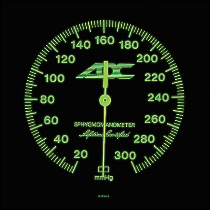ADC General Practice Multicuff Kit - Luminescent Dial