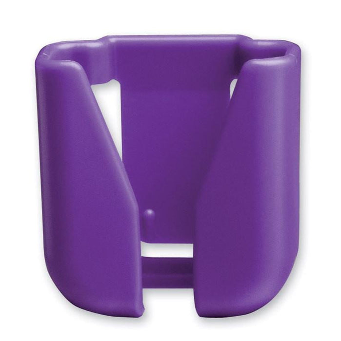 ADC Hip Clip Stethoscope Holder - Purple