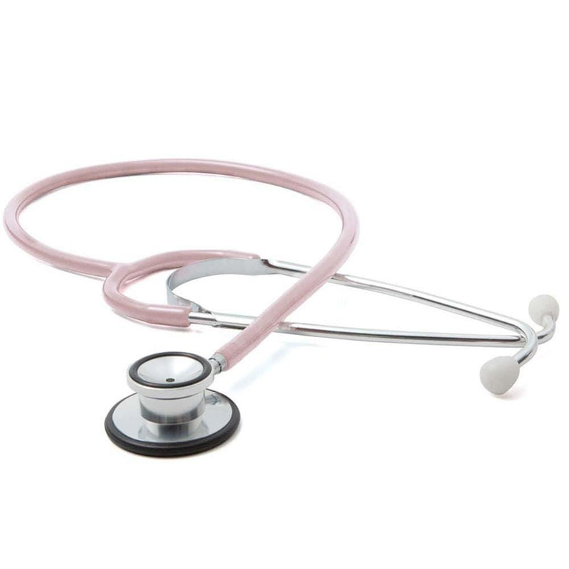 ADC Proscope 670 Dual-Head Stethoscope - Pink