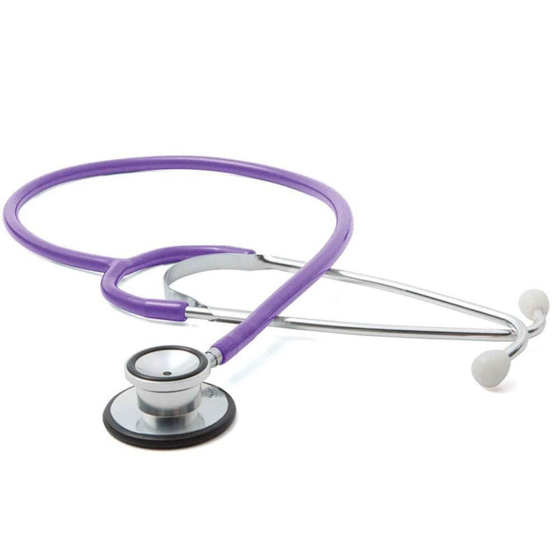 ADC Proscope 670 Dual-Head Stethoscope - Lavender