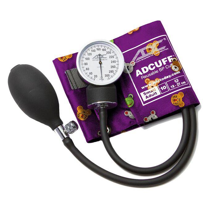 ADC Prosphyg 760 Pocket Aneroid Sphygmomanometer - Small Adult - Adimals