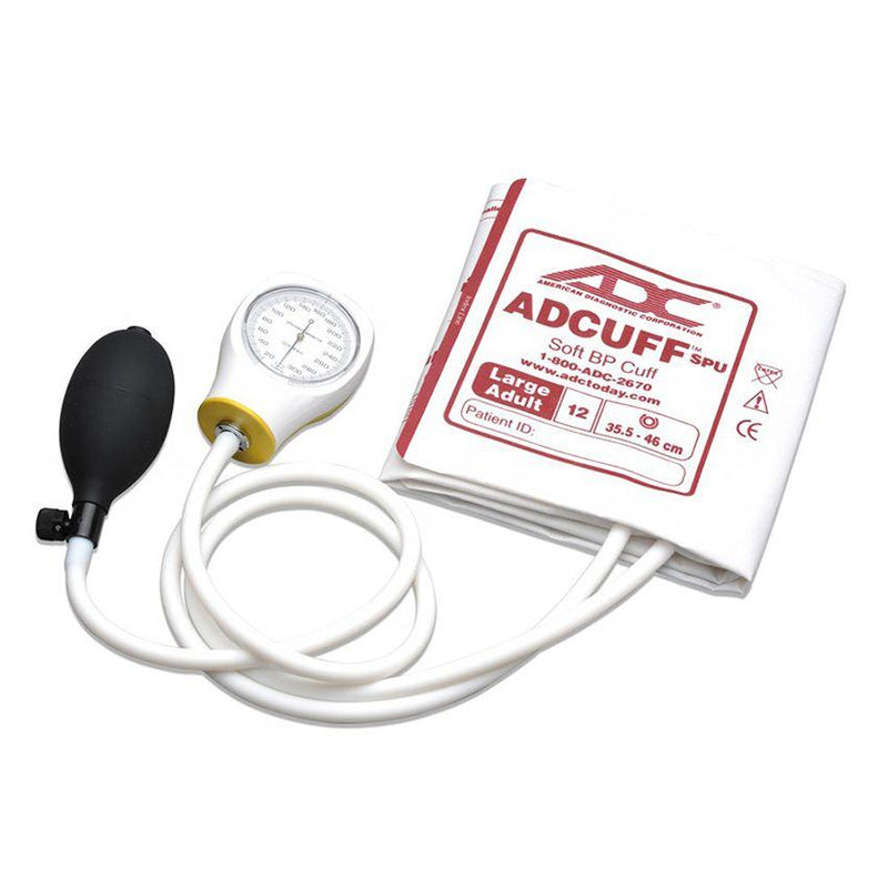 ADC Prosphyg SPU Disposable Sphygmomanometer - Large Adult