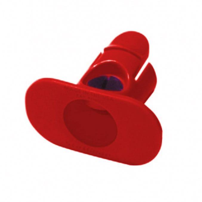 ADC STH 1 Stethoscope Tape Holder - Red