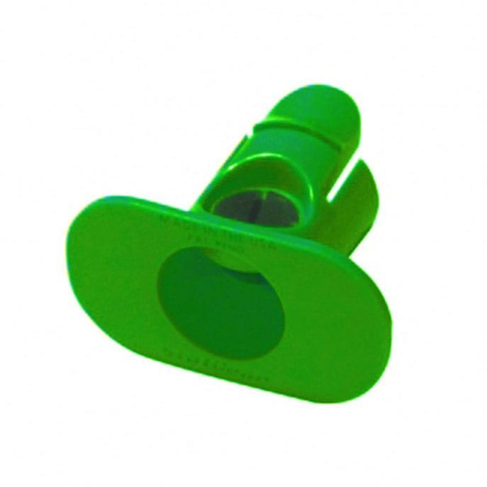 ADC STH 1 Stethoscope Tape Holder - Neon Green