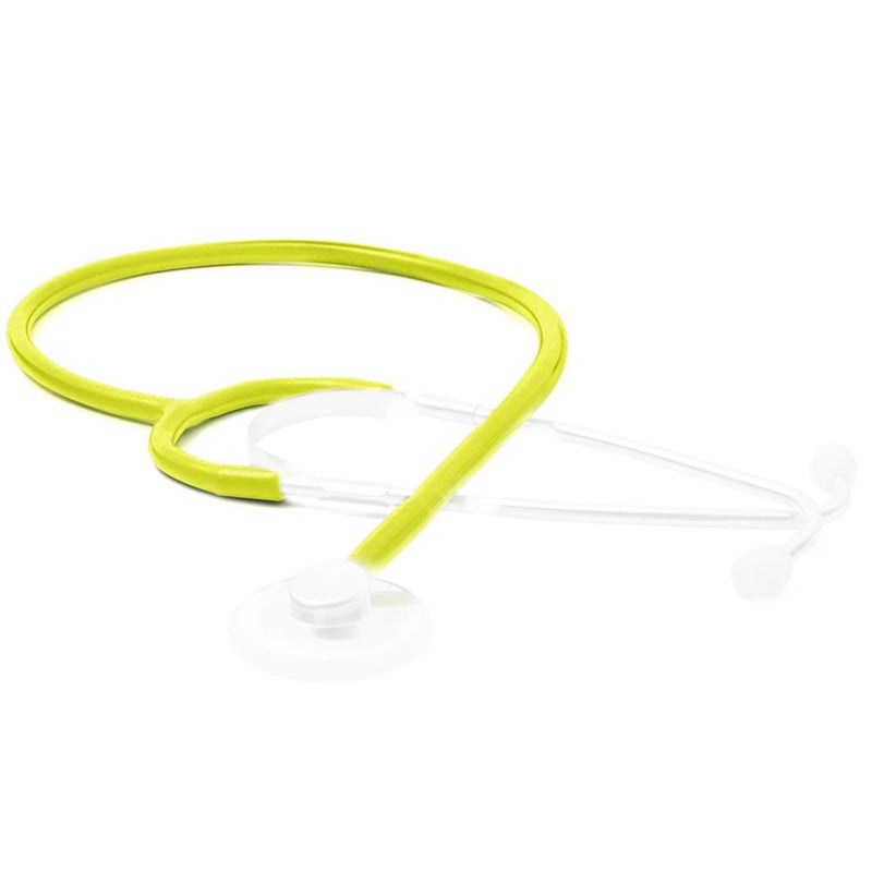 ADC Y Tubing for Proscope Stethoscopes - Neon Yellow